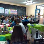 Jornada de integración 2do año Prof. Educación Primaria de San Francisco