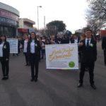 San Luis – El IFDCSL participó del Desfile Cívico-Militar