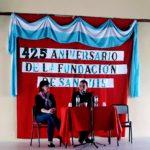Charla sobre Bicentenario de la Independencia de San Luis