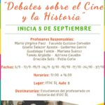 Ciclo de Cine»Debates sobre el Cine y la Historia»