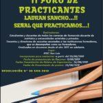 """""""II FORO DE PRACTICANTES: Ladran Sancho…!! Señal que practicamos…!"""