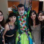 Experiencia externa con estudiantes de Lenguajes Artísticos: Música