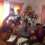 Taller dado por estudiantes de 3 año en el centro educativo terapéutico Ailen