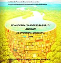 Monografías literatura universal 2014